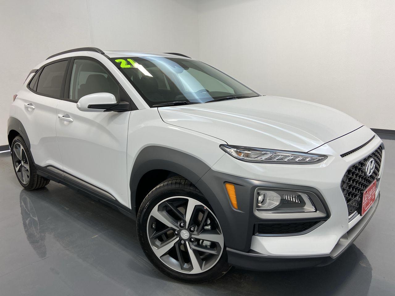 2021 Hyundai kona  - HY8564  - C & S Car Company