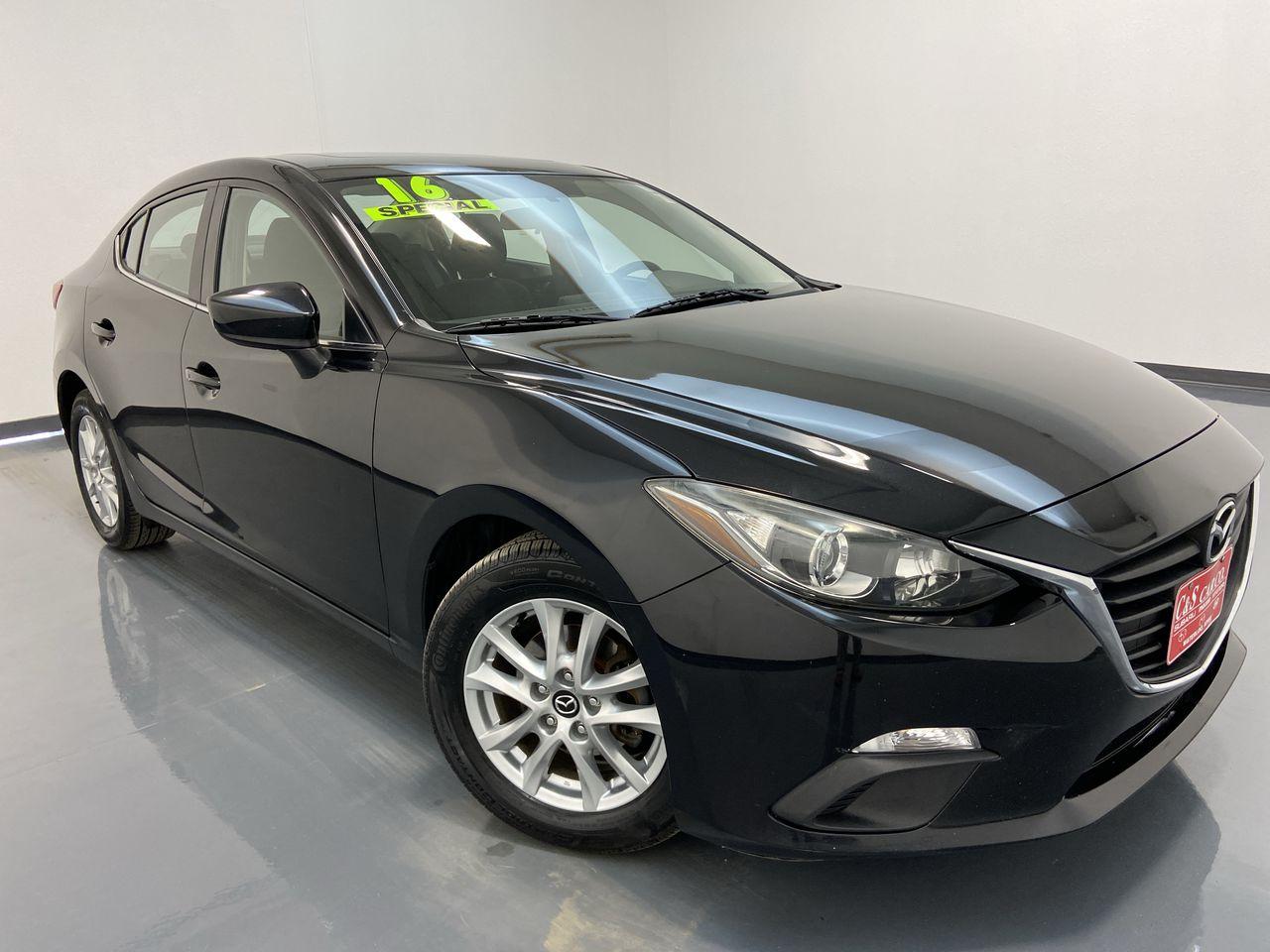 2014 Mazda Mazda3 4D Sedan  - MA3365B  - C & S Car Company