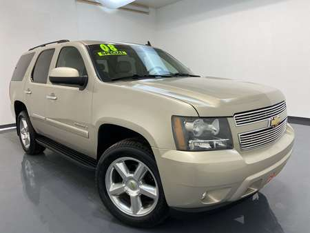 2008 Chevrolet Tahoe 4D SUV 4WD for Sale  - SB9022A  - C & S Car Company