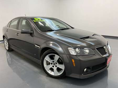 2009 Pontiac G8 4D Sedan for Sale  - 16087A  - C & S Car Company