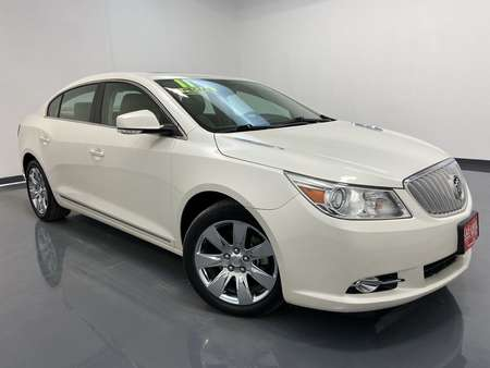 2011 Buick LaCrosse 4D Sedan AWD for Sale  - SB9109A  - C & S Car Company