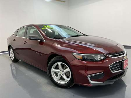 2016 Chevrolet Malibu 4D Sedan for Sale  - SB9019A  - C & S Car Company