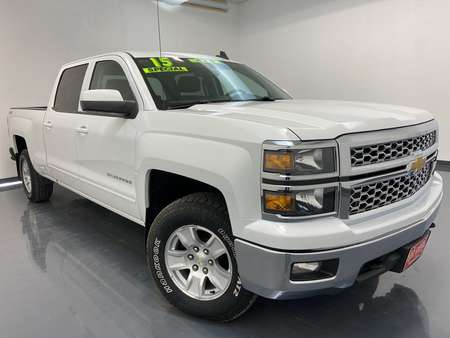 2015 Chevrolet Silverado 1500 Crew Cab 4WD for Sale  - 16381  - C & S Car Company