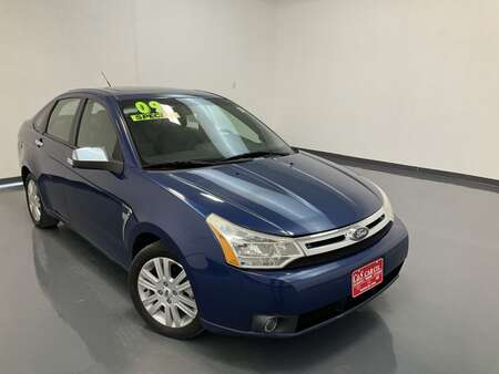 2009 Ford Focus 4D Sedan for Sale  - 16406A  - C & S Car Company