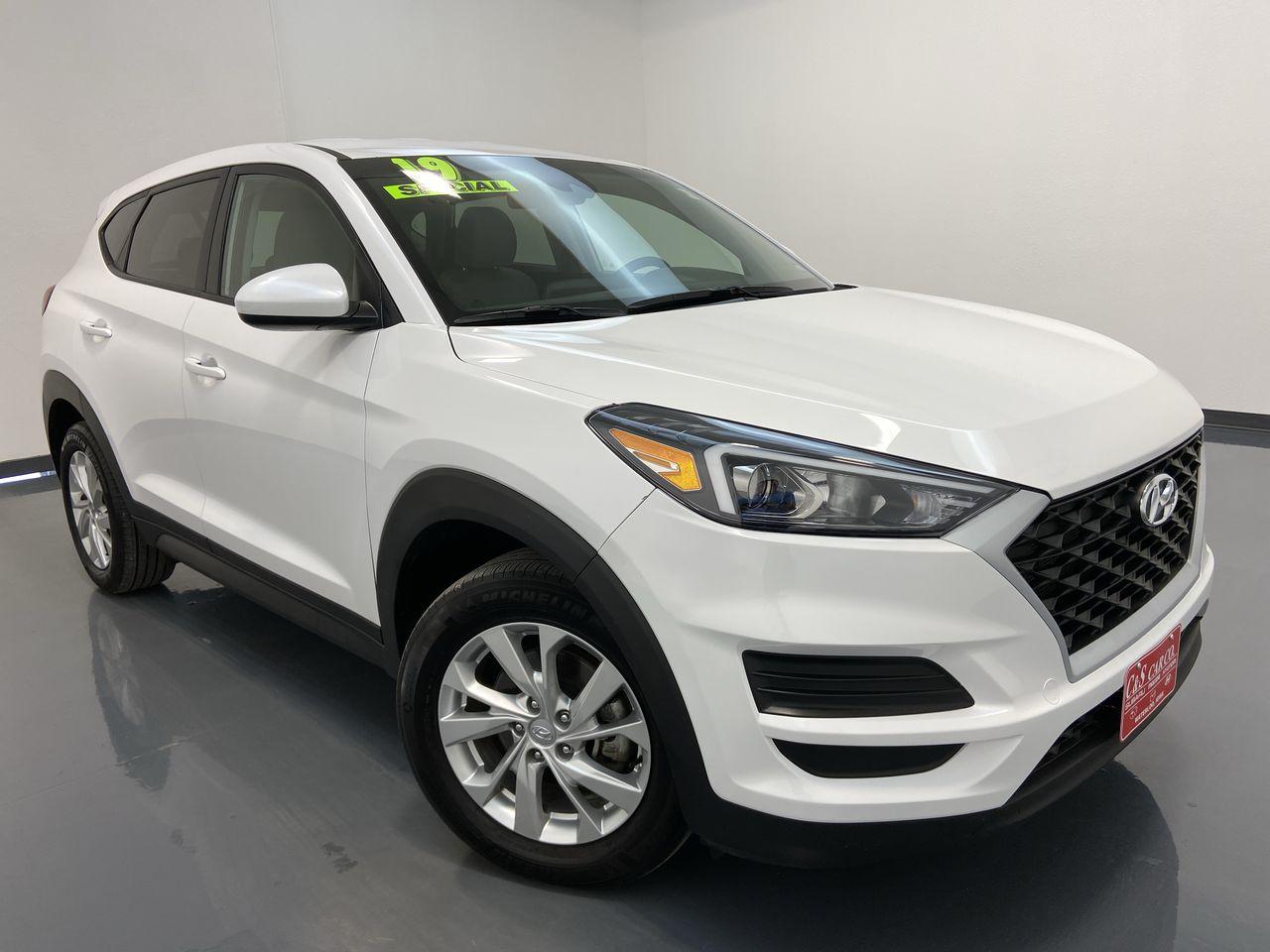 2019 Hyundai Tucson 4D SUV AWD  - 16395  - C & S Car Company