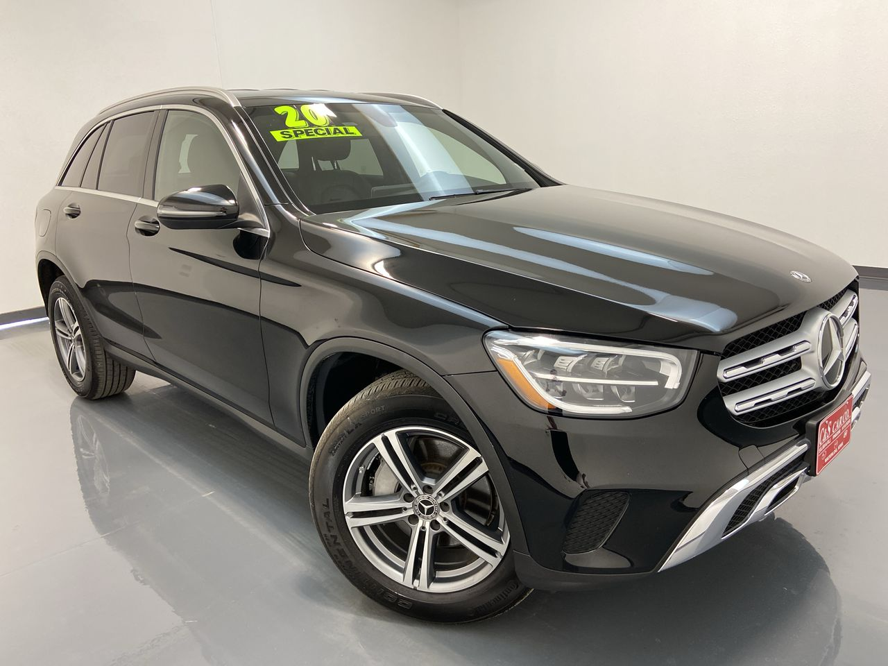 2020 Mercedes-Benz GLC 4D SUV 4Matic  - 16402  - C & S Car Company