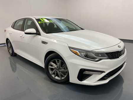 2019 Kia Optima 4D Sedan for Sale  - 16400  - C & S Car Company