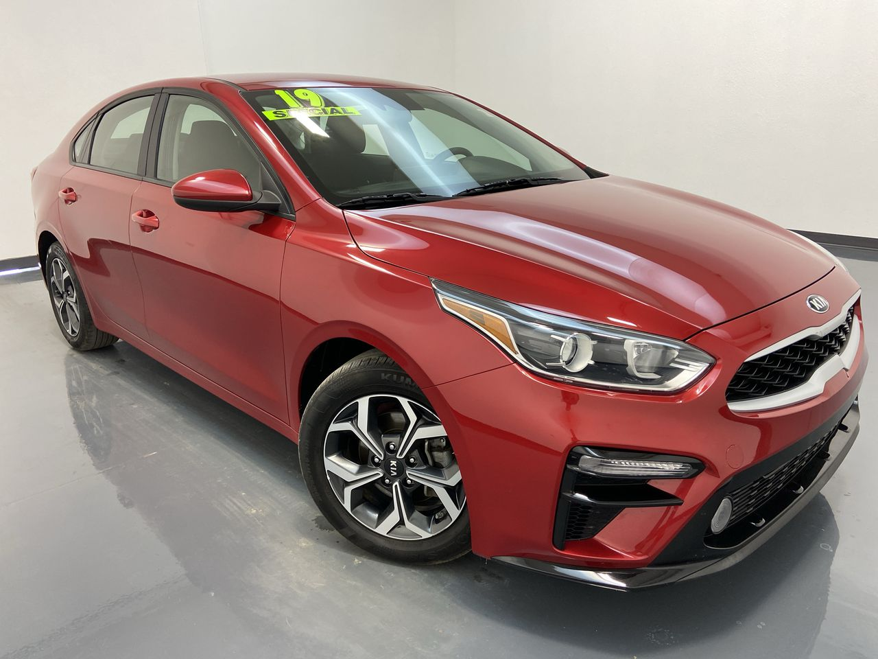 2019 Kia FORTE 4D Sedan at  - 16399  - C & S Car Company