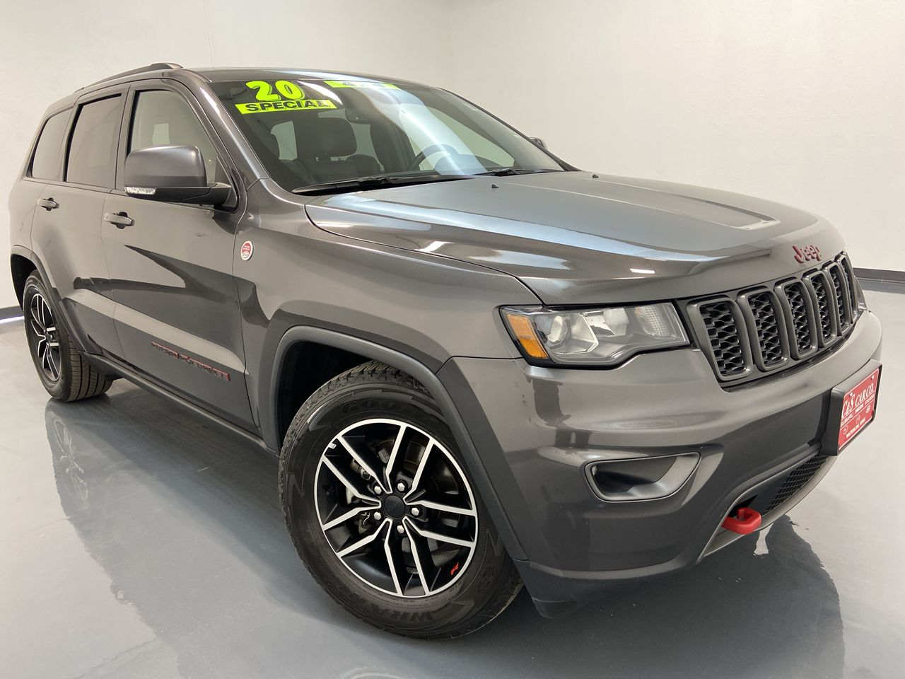 2020 Jeep Grand Cherokee 4D SUV 4WD  - 16397  - C & S Car Company