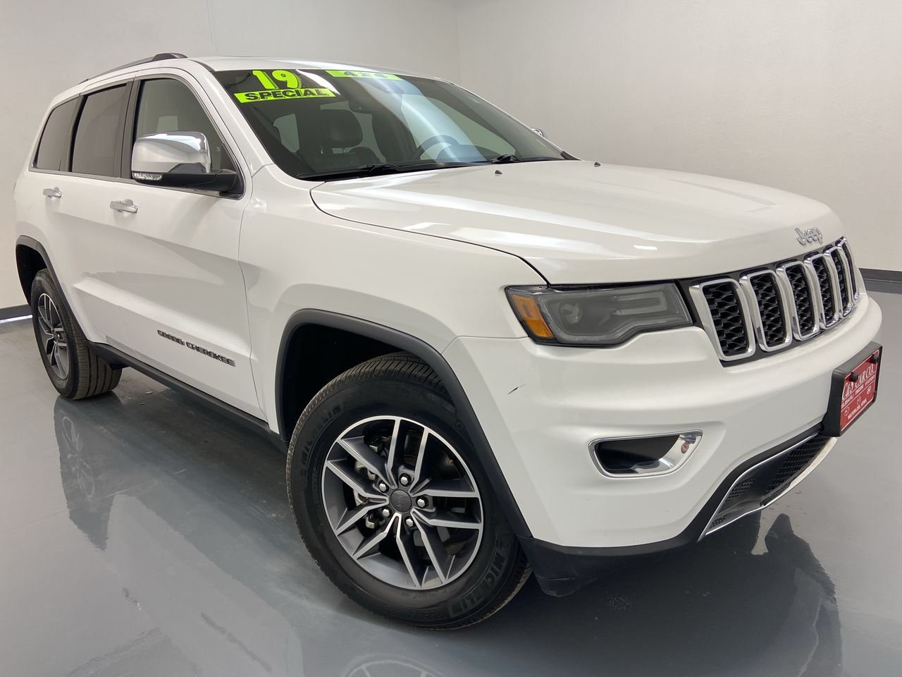 2019 Jeep Grand Cherokee 4D SUV 4WD  - 16396  - C & S Car Company