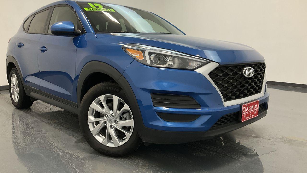 2019 Hyundai Tucson 4D SUV AWD  - 16393  - C & S Car Company
