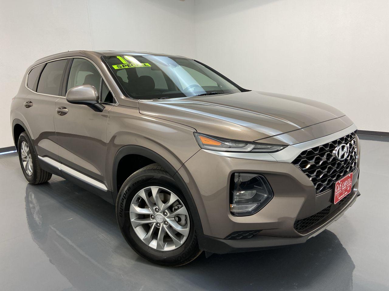 2019 Hyundai Santa Fe 4D SUV AWD  - 16391  - C & S Car Company