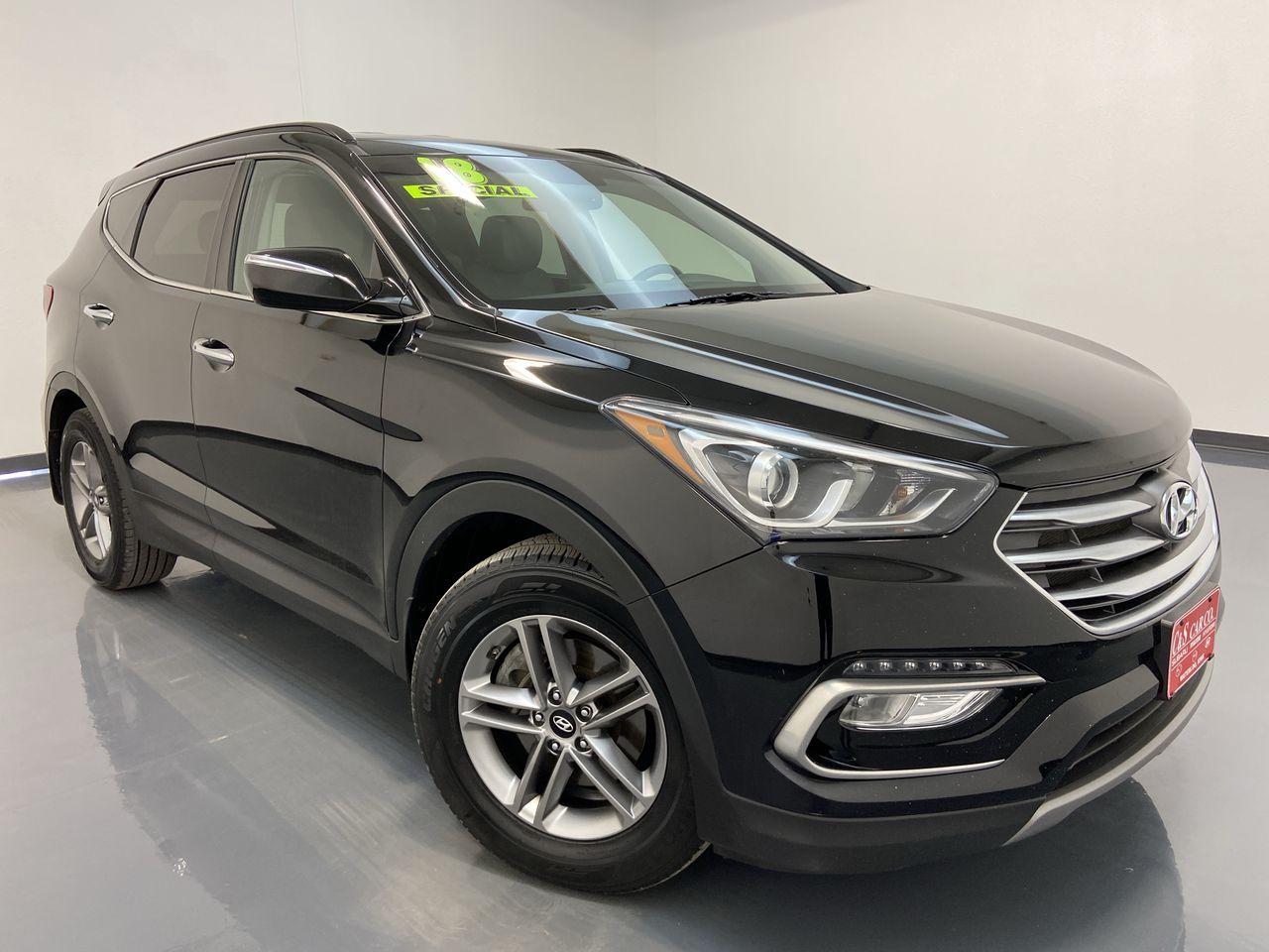 2018 Hyundai Santa Fe Sport  - 16147A  - C & S Car Company
