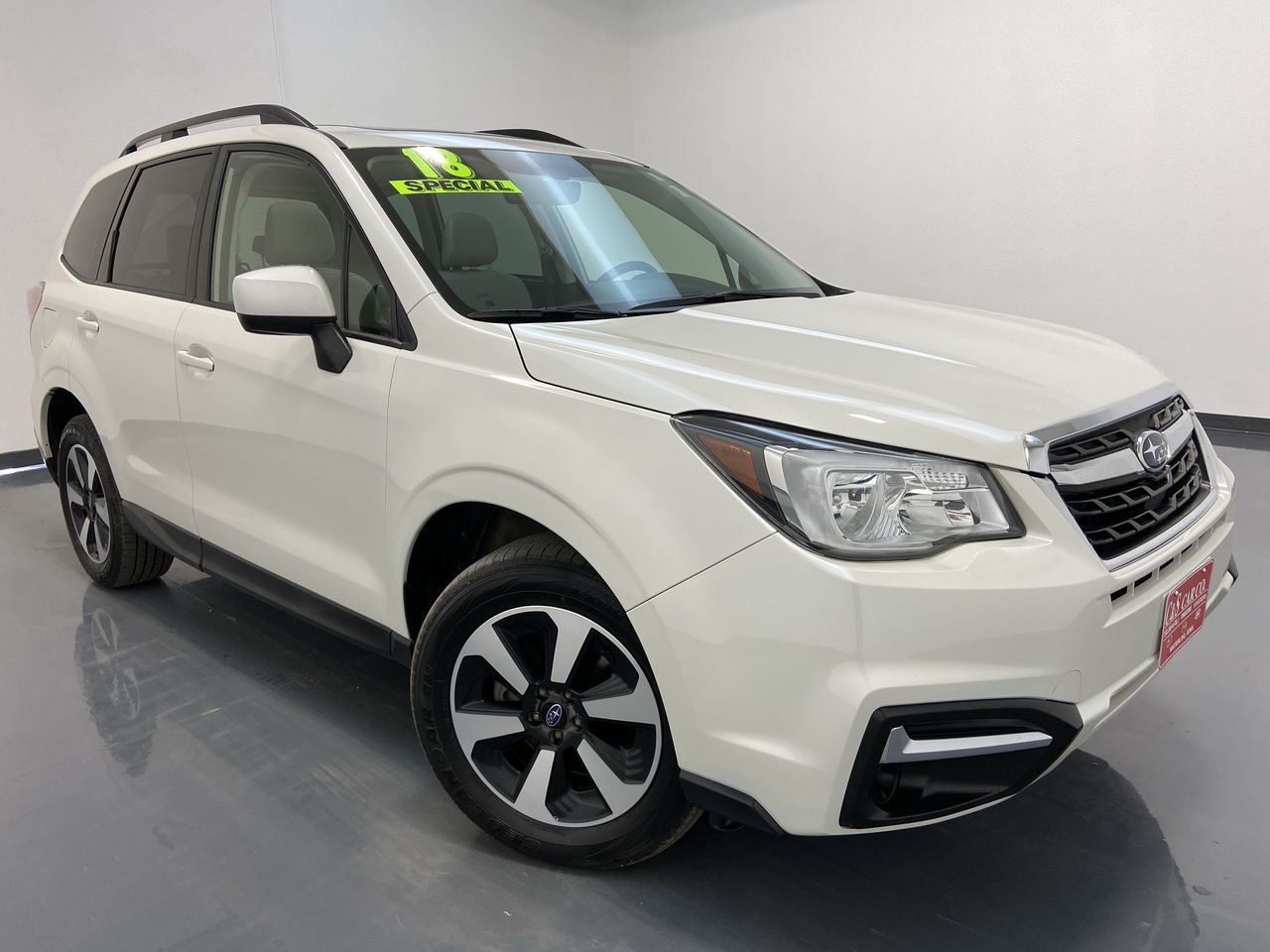 2018 Subaru Forester 4D SUV at  - SB9107A  - C & S Car Company