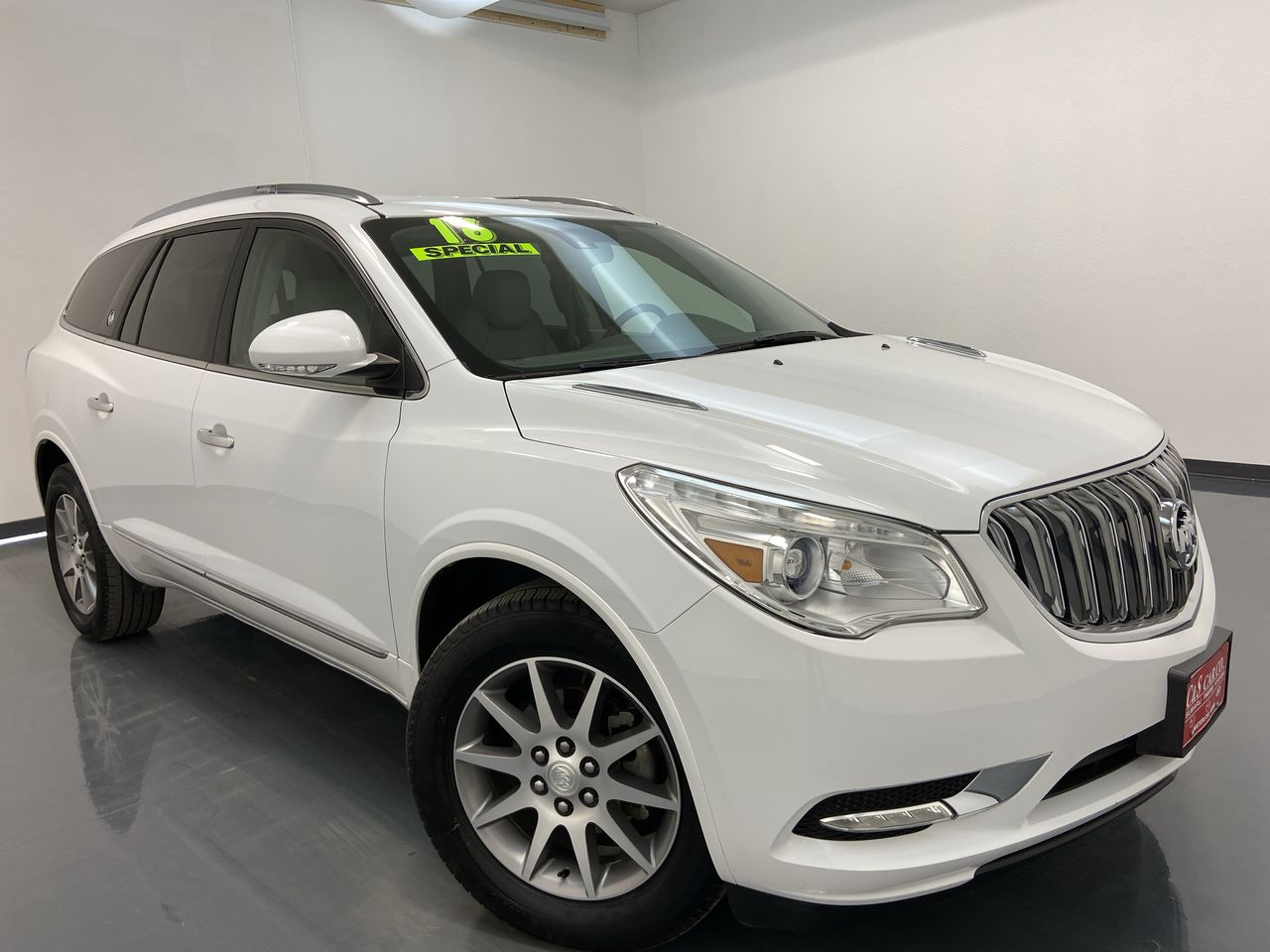2016 Buick Enclave 4D SUV FWD  - 16412  - C & S Car Company