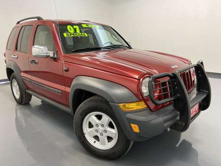 2007 Jeep Liberty 4D SUV 4WD for Sale  - SB9106B  - C & S Car Company
