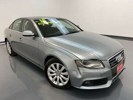 2010 Audi A-4 4D Sedan Qtro 2.0T for Sale  - 16414  - C & S Car Company
