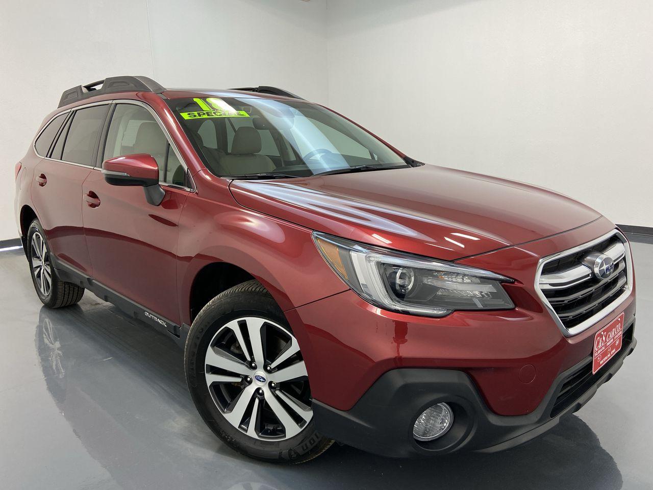 2018 Subaru Outback  - SB9144A  - C & S Car Company
