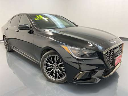 2018 Genesis G80 Sport 3.3T Sport for Sale  - JLO  - C & S Car Company