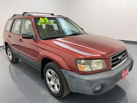 2005 Subaru Forester (Natl)  for Sale  - SB8814B  - C & S Car Company