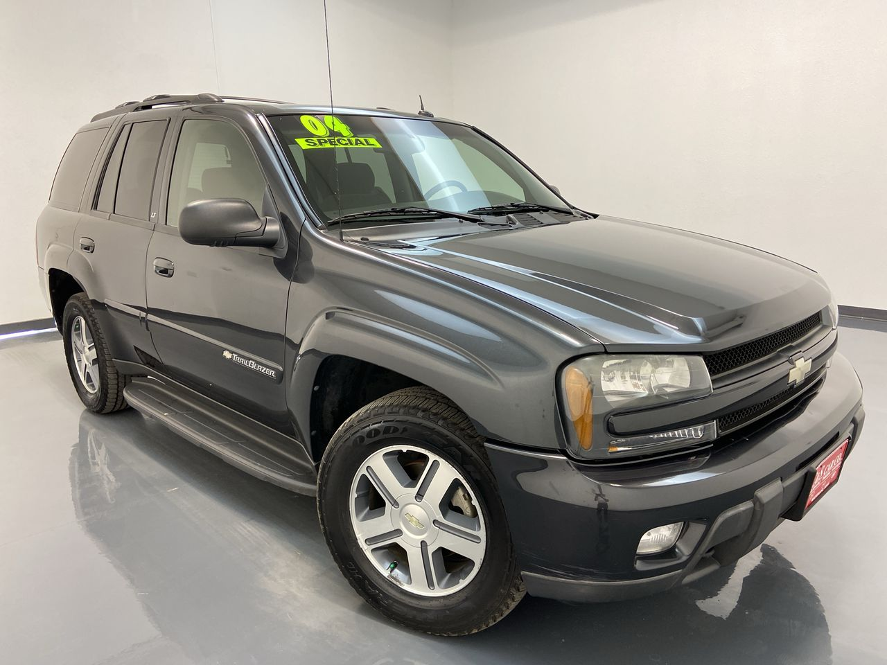 2004 Chevrolet TrailBlazer  - SB8772C  - C & S Car Company