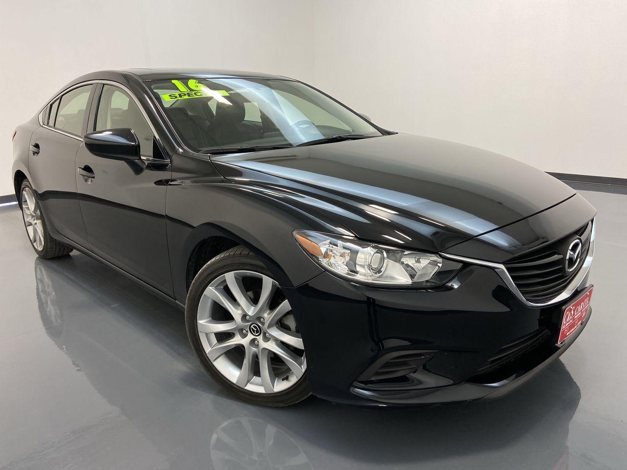 2016 Mazda Mazda6  - HY8322A  - C & S Car Company