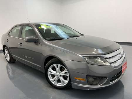 2012 Ford Fusion 4D Sedan for Sale  - 16430  - C & S Car Company