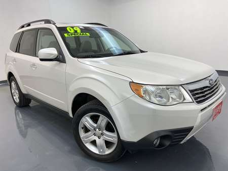 2009 Subaru Forester 4D SUV for Sale  - MA3392A  - C & S Car Company