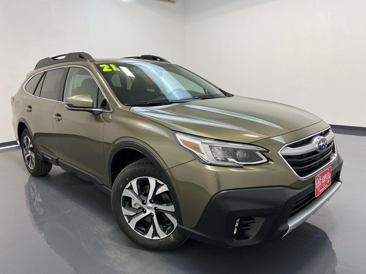 2021 Subaru Outback  - C & S Car Company