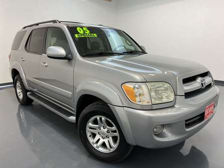 2005 Toyota Sequoia 4D Utility 4X4 for Sale  - HY8570B  - C & S Car Company