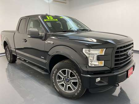2015 Ford F-150 Supercab 4WD for Sale  - SB8846A  - C & S Car Company