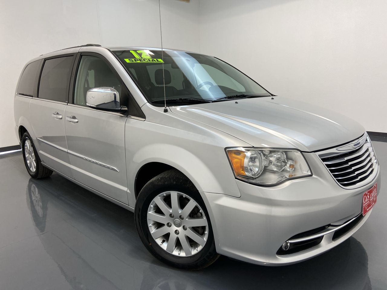 2012 Chrysler Town & Country Wagon LWB  - SB8315B  - C & S Car Company