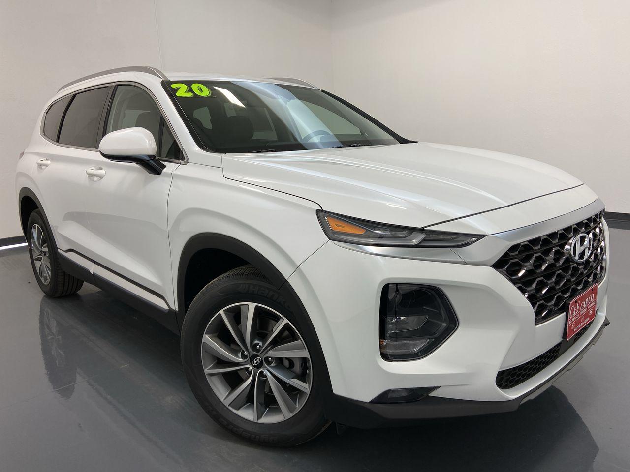 2020 Hyundai Santa Fe  - HY8586  - C & S Car Company