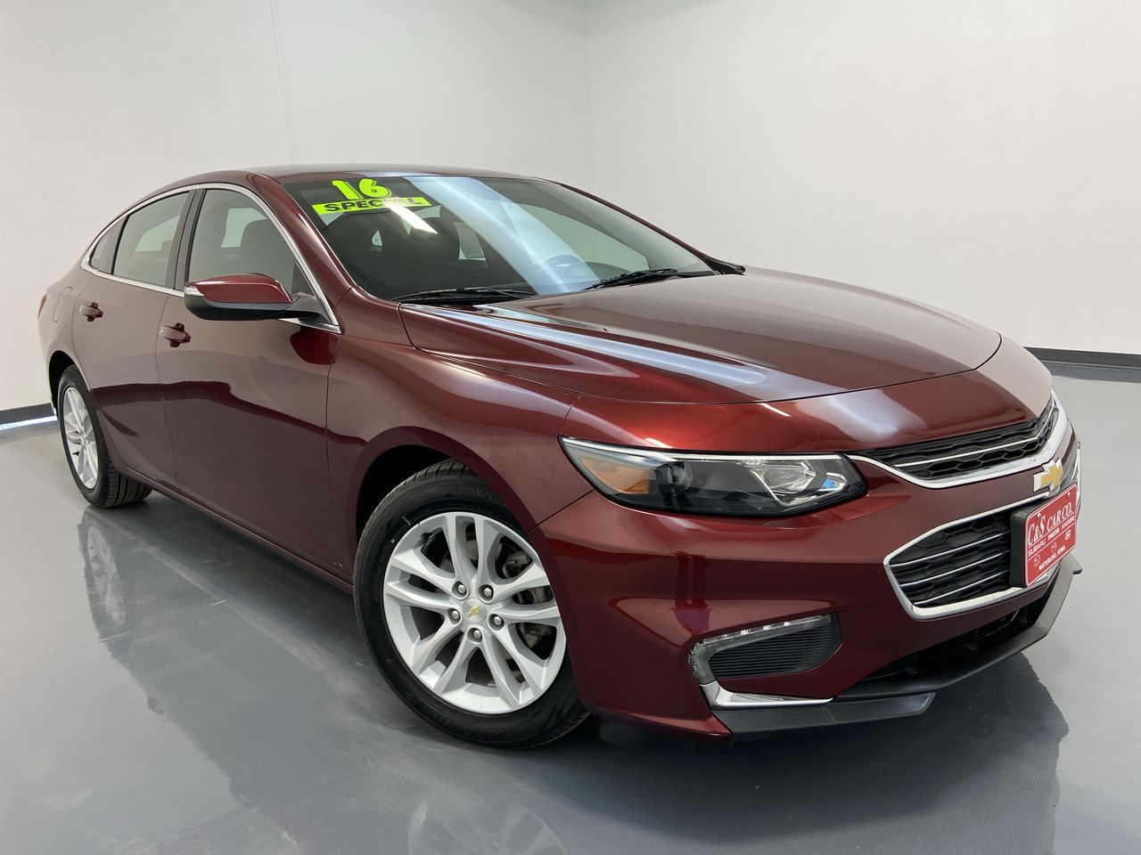 2016 Chevrolet Malibu 4D Sedan  - HY8582A  - C & S Car Company