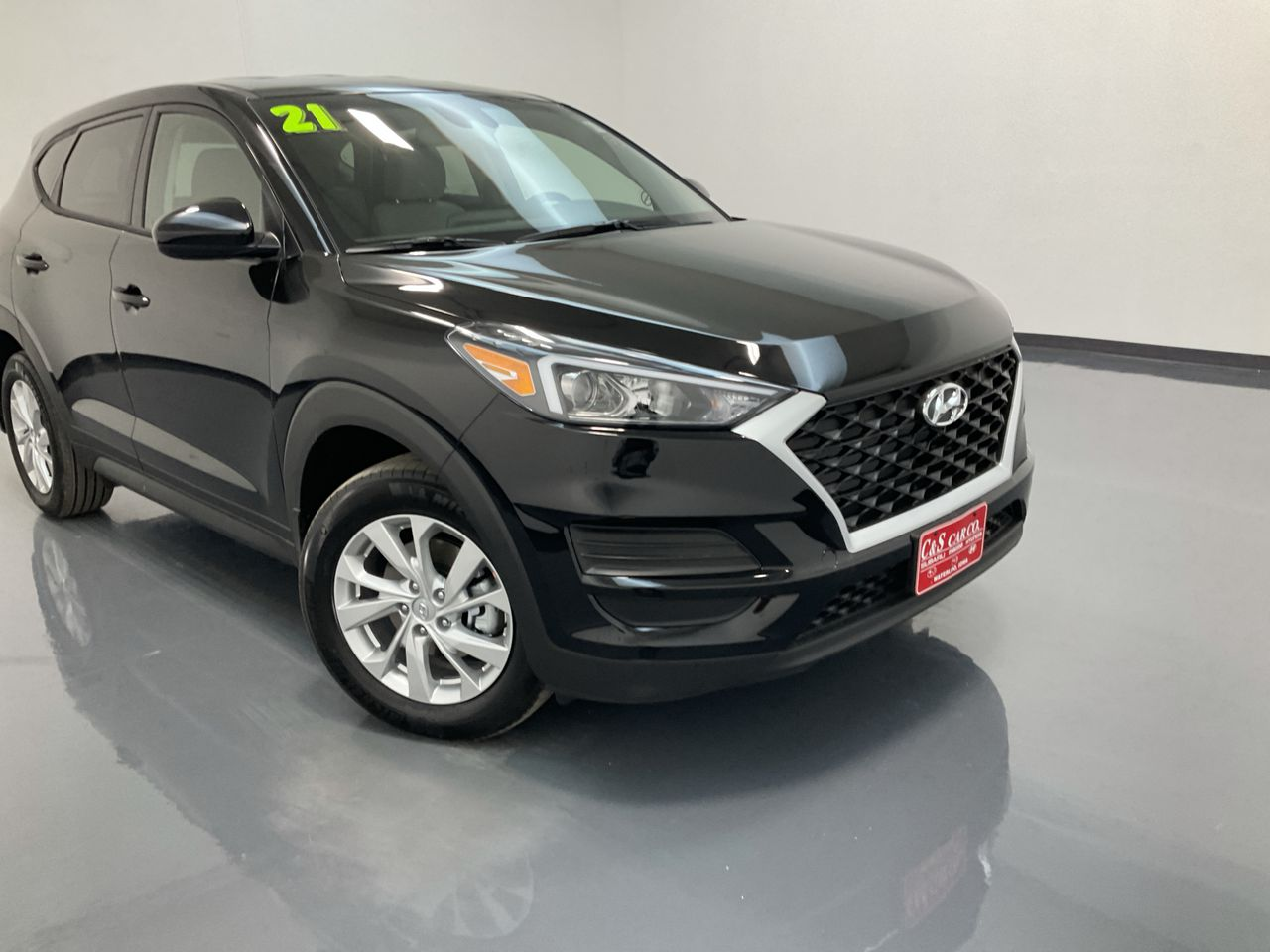 2021 Hyundai Tucson  - HY8588  - C & S Car Company