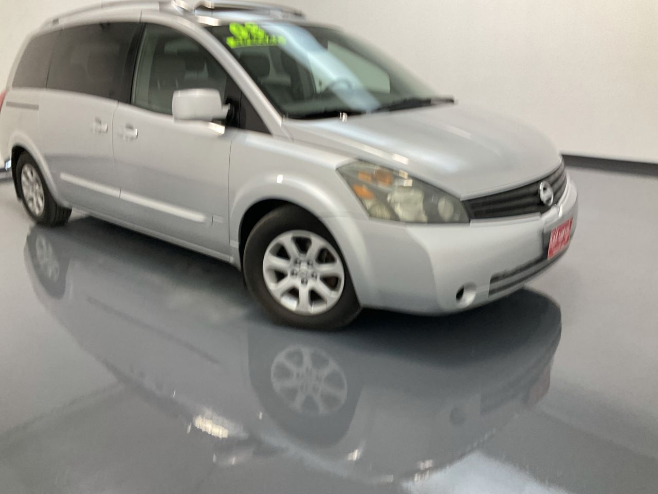 2007 Nissan Quest 4D Wagon  - HY8455A  - C & S Car Company