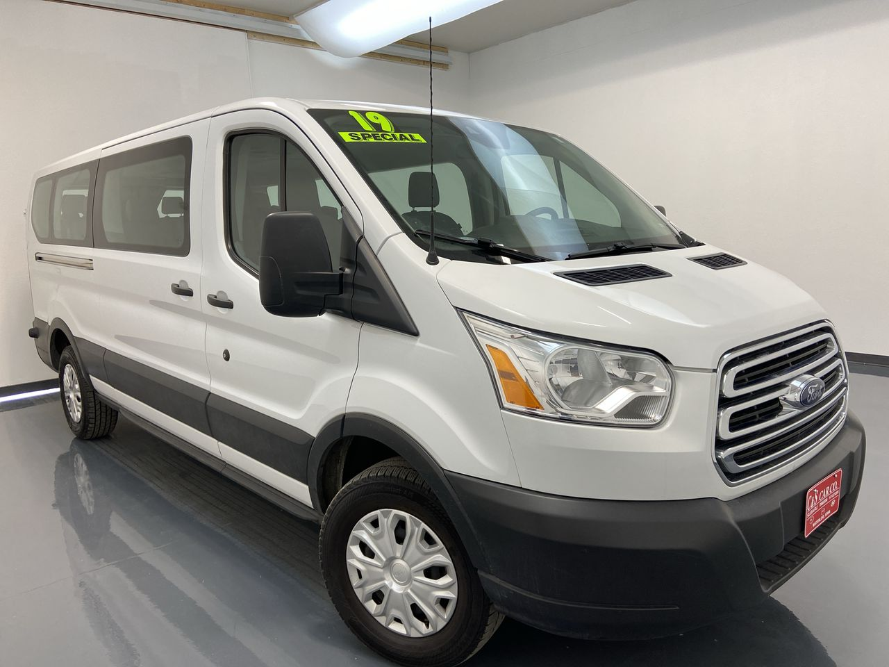 2019 Ford Transit Passenger Wagon Wgn LR RH Slide 148  - 16438  - C & S Car Company