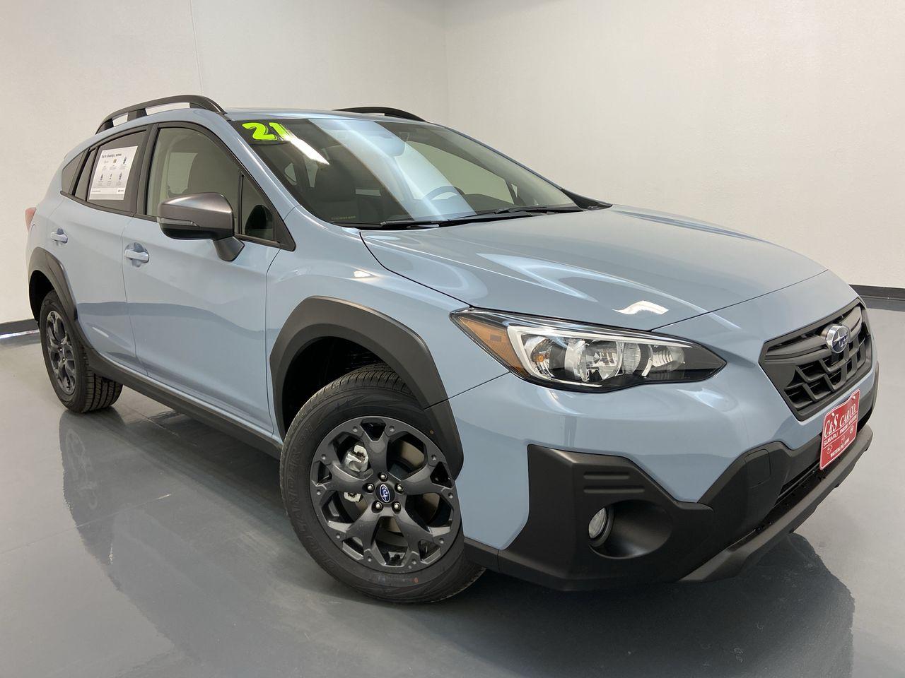 2021 Subaru Crosstrek  - SB9183  - C & S Car Company