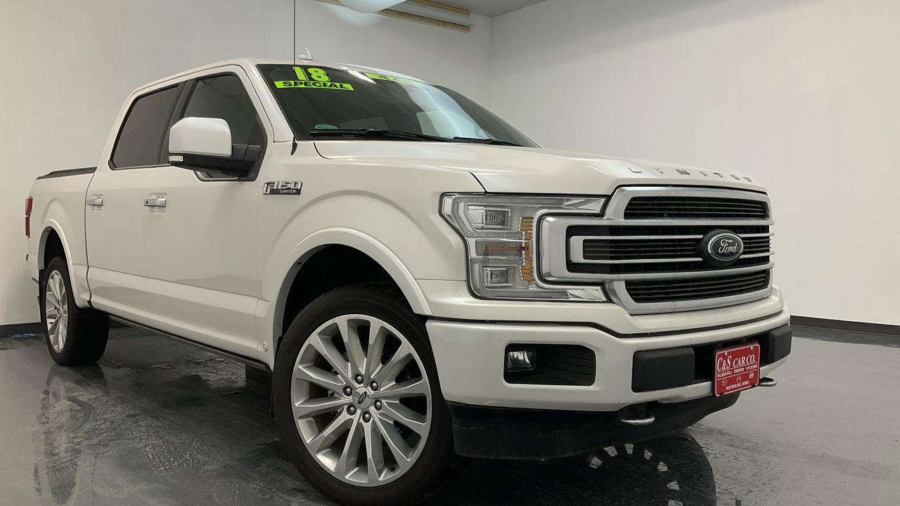 2018 Ford F-150 Supercrew 4WD 145  - 16448  - C & S Car Company