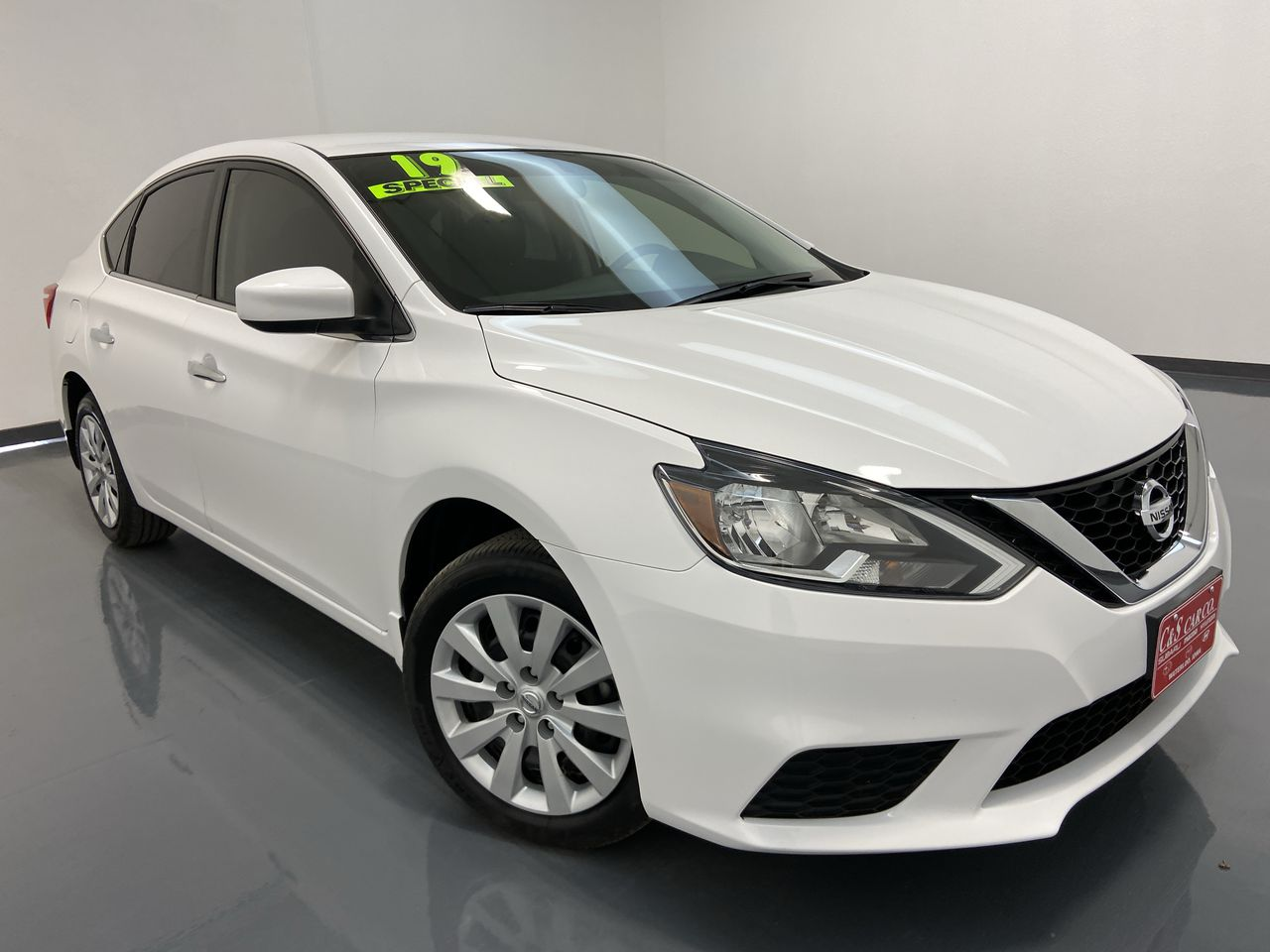 2019 Nissan Sentra 4D Sedan at  - 16444  - C & S Car Company
