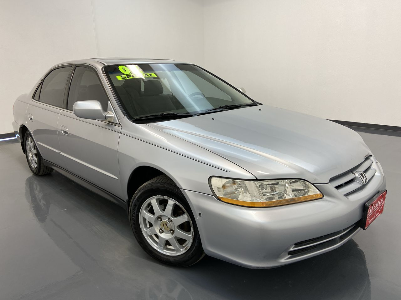 2002 Honda Accord  - SB9107B  - C & S Car Company