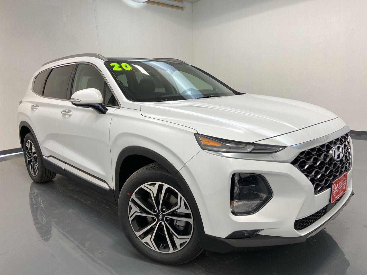 2020 Hyundai Santa Fe  - HY8594  - C & S Car Company