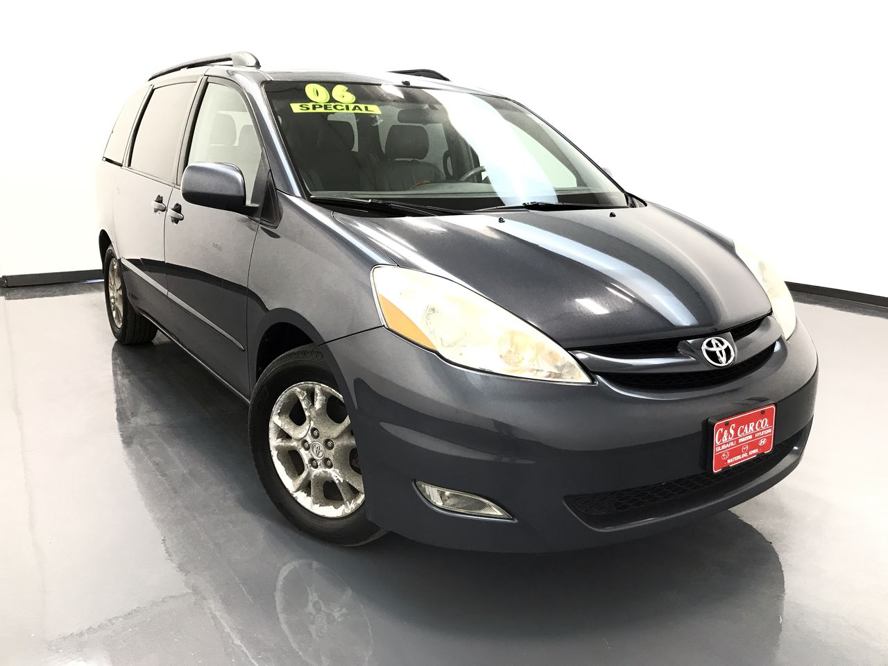 2006 Toyota Sienna  - C & S Car Company