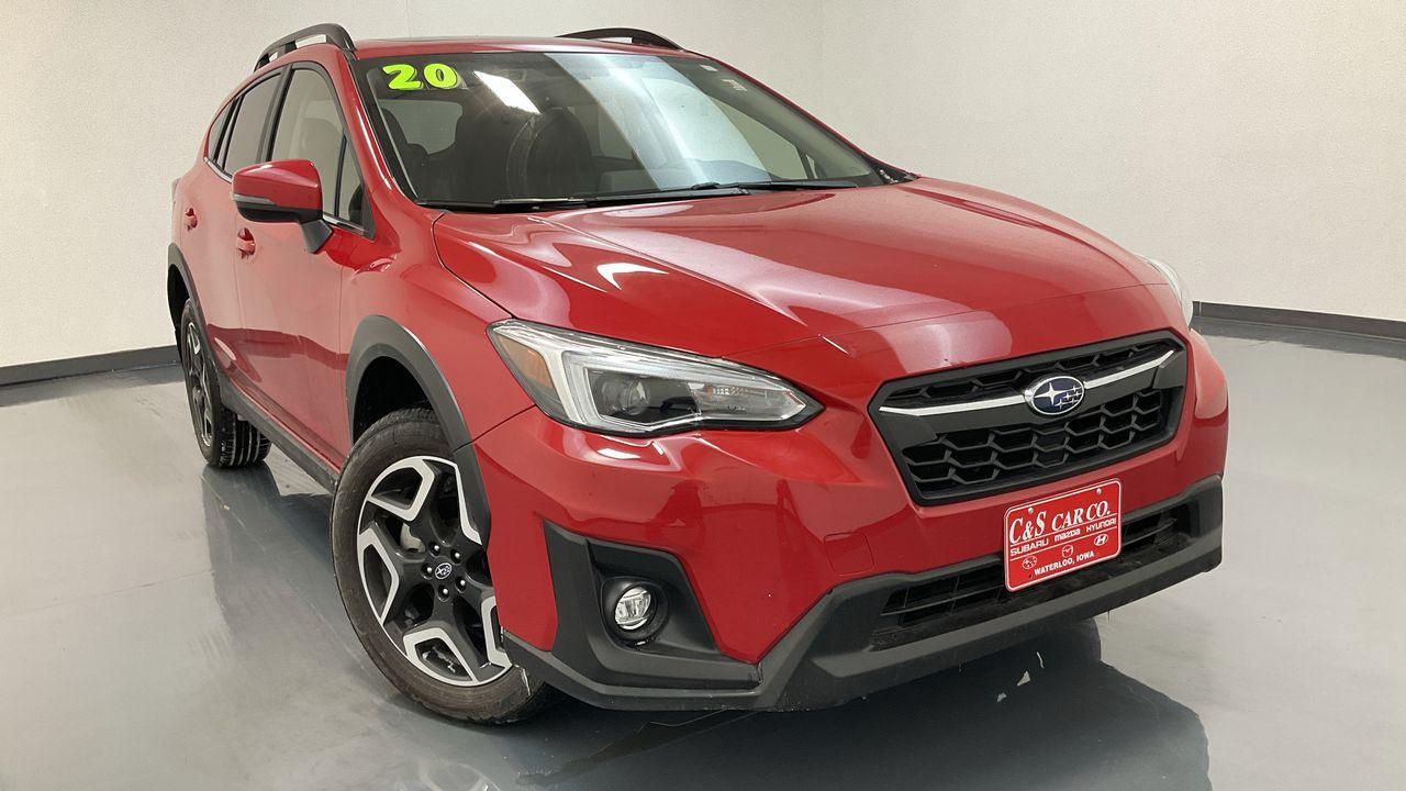 2020 Subaru Crosstrek  - SB9187A  - C & S Car Company