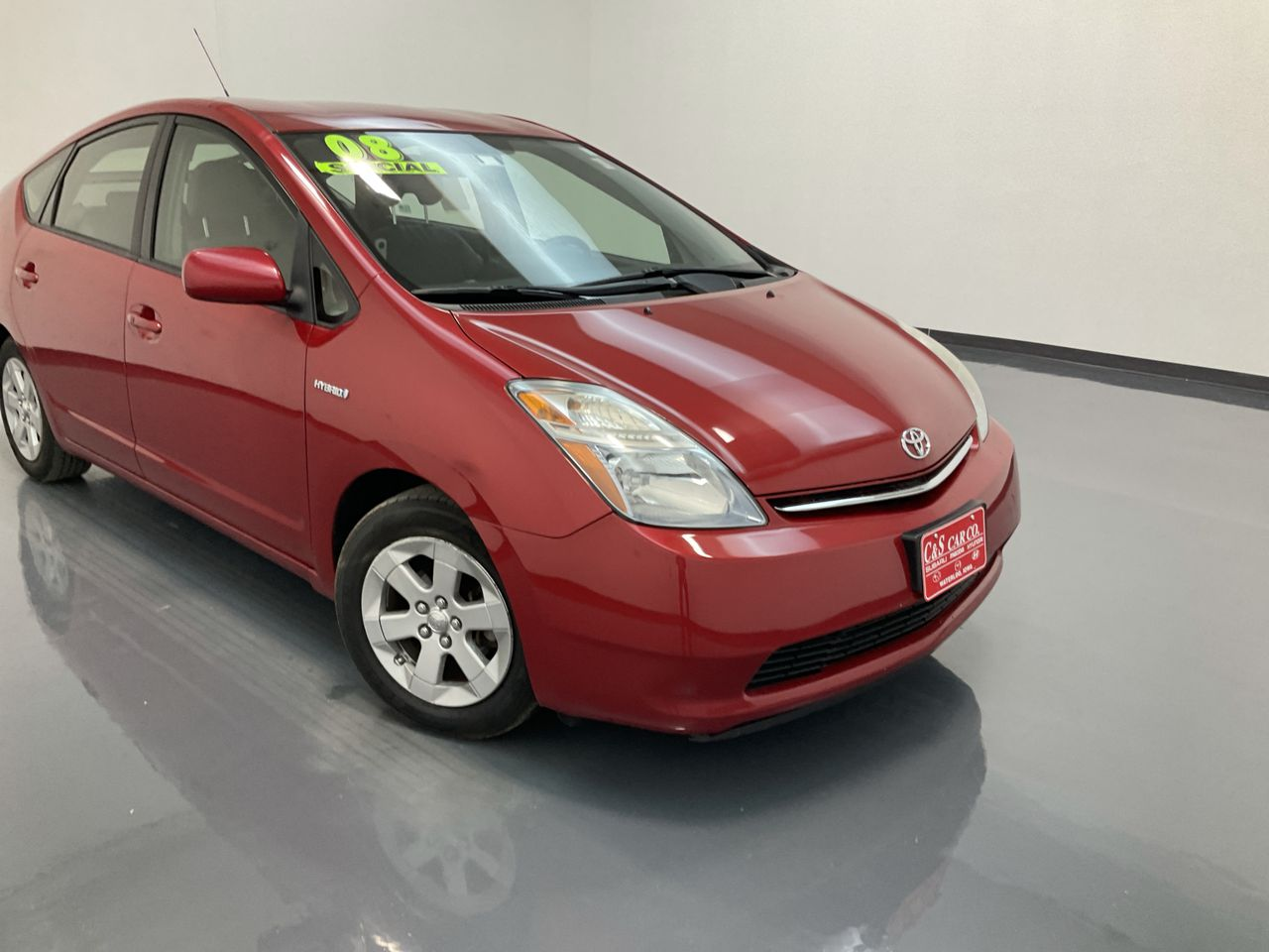 2008 Toyota Prius 4D Hatchback  - SB9184A  - C & S Car Company