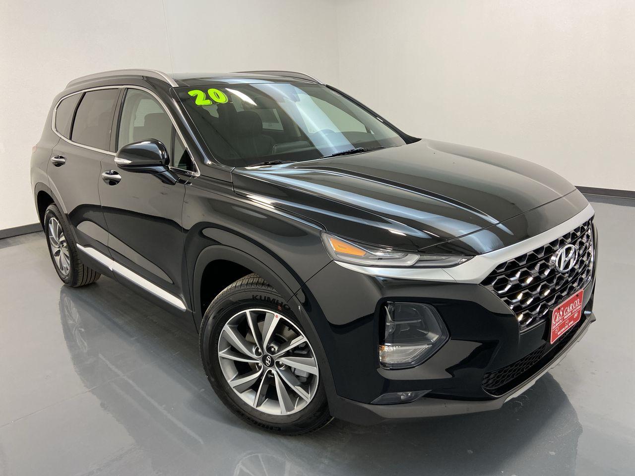 2020 Hyundai Santa Fe  - HY8602  - C & S Car Company