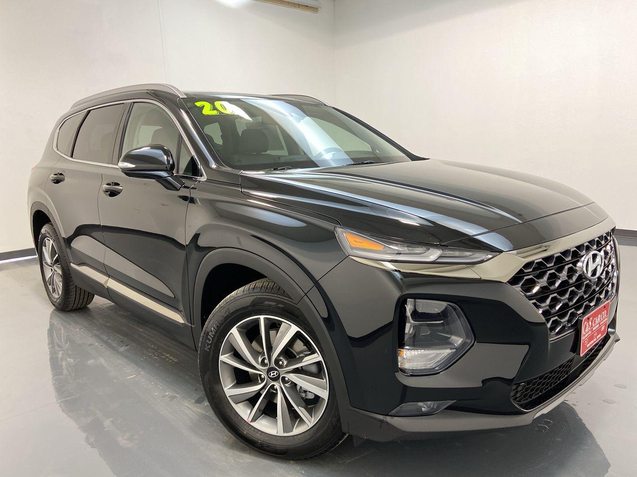2020 Hyundai Santa Fe 4D SUV AWD 2.4L  - HY8605  - C & S Car Company
