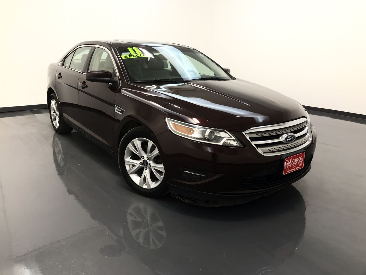 2011 Ford Taurus 4D Sedan  - R16441  - C & S Car Company