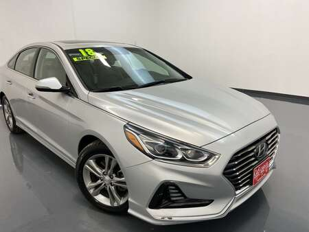 2018 Hyundai Sonata 4D Sedan 2.4 for Sale  - HY8457A  - C & S Car Company
