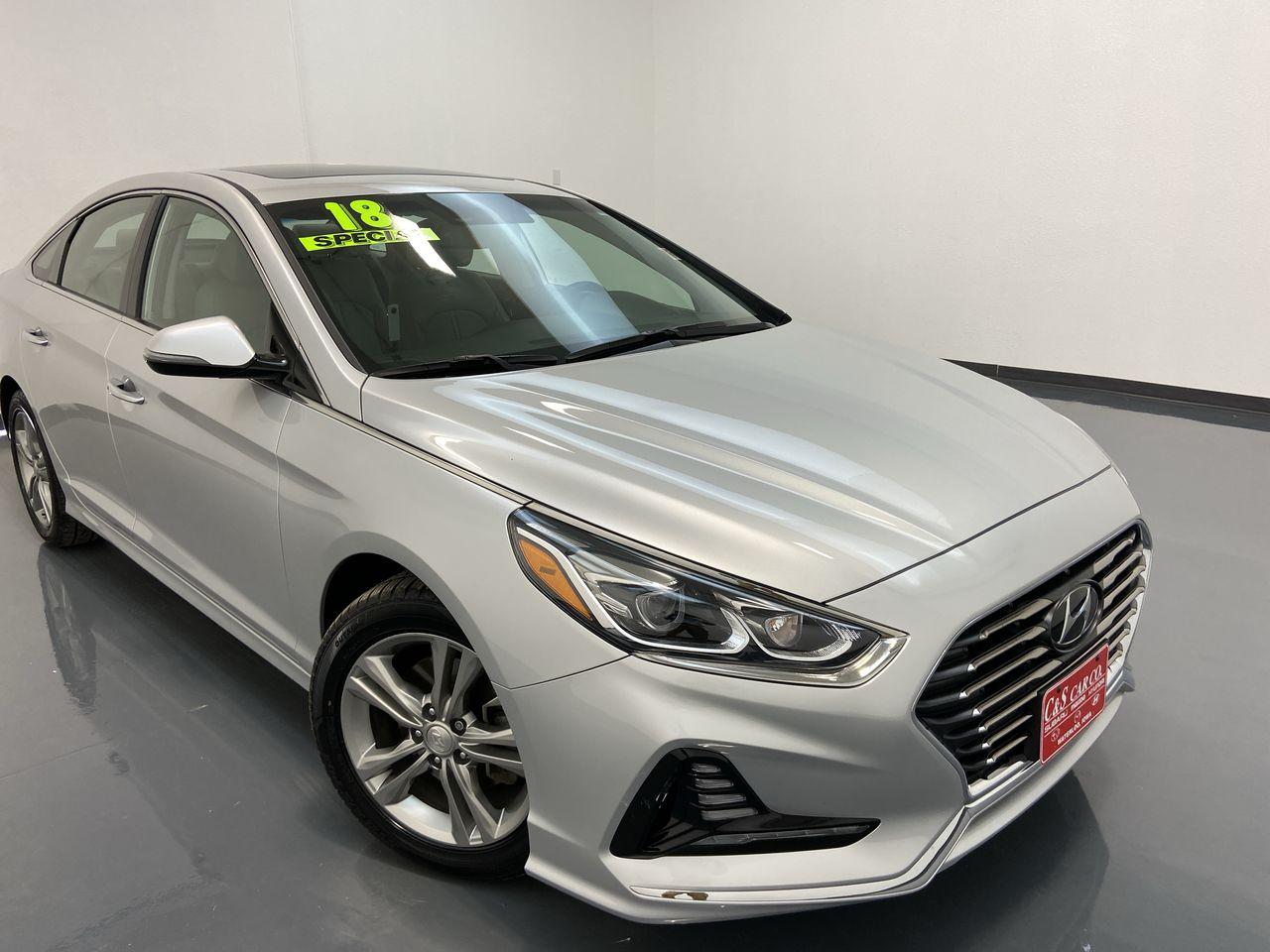 2018 Hyundai Sonata 4D Sedan 2.4  - HY8457A  - C & S Car Company
